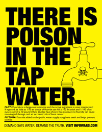 poison in the tap