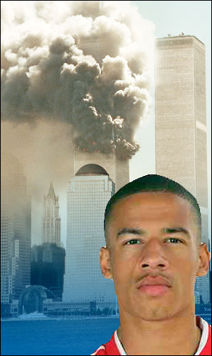 British Footballer Under Investigation for 9/11 Comments  footballer911