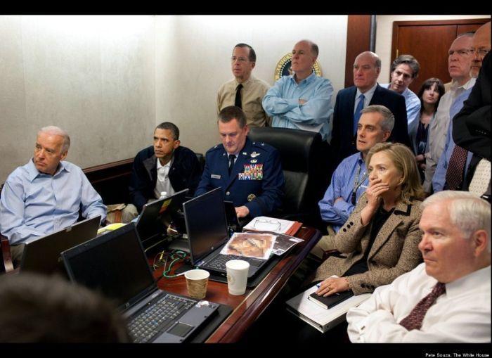 Situation: bin Laden