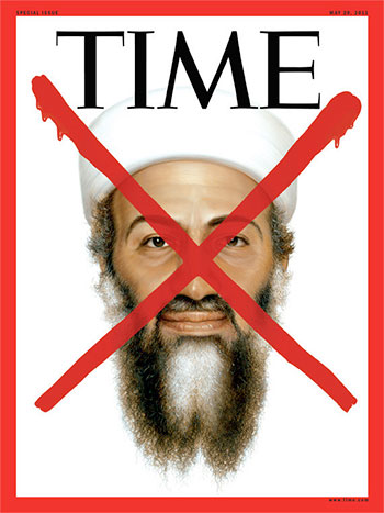 No hay marineros vieron Osama Bin Laden Entierro en el mar Presunta osamatime