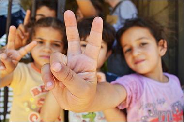 syrian girls