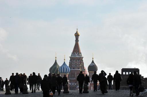 Photo By Sergei Supinsky (AFP)
