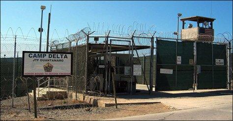 DoD built a secret cell block for noncompliant detainees, alleges lawsuit.