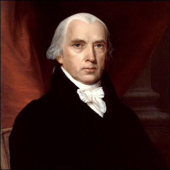 "James Madison: ""The powers delegated by the proposed Constitution to the federal government are few and defined."""