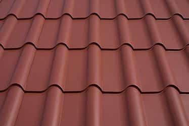 tile interlock metal roofing