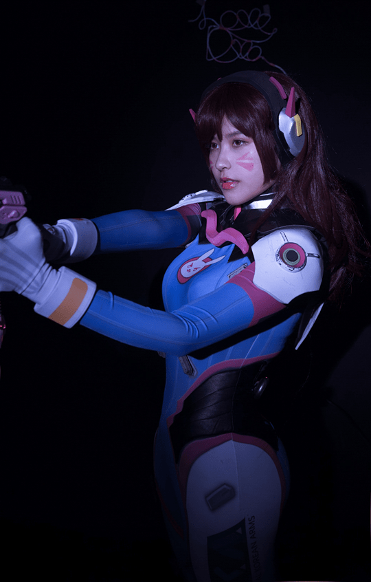 DVa From Overwatch Ssongssong Inven Global