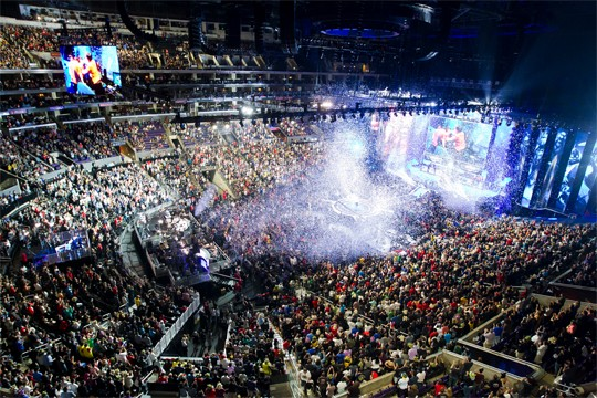 The 2018 League Of Legends World Championship To Be