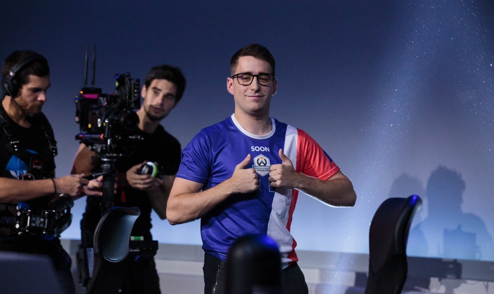Overwatch SoOn Talks BlizzCon Bilingual Comms And Why