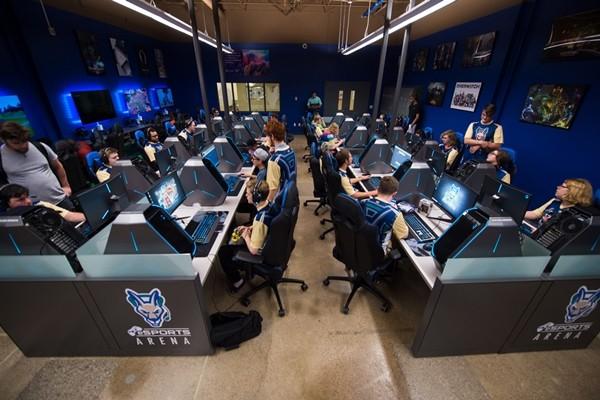 League Of Legends SUNY Canton Esports Teams Prep For ECAC