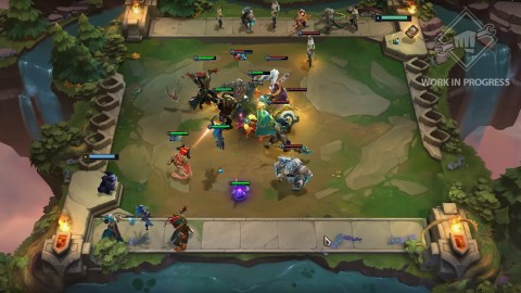 League of Legends: Big changes to TFT coming soon! Featuring Mobile version and brand new champs!