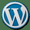 Wordpress Logo - IonWebs.com
