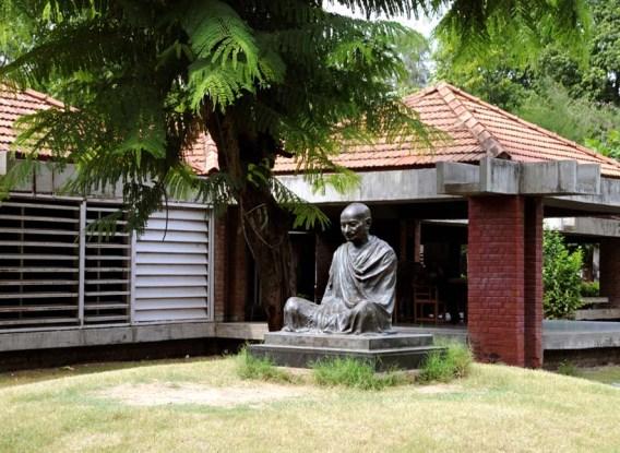 Sabarmati Ashram at Ahmedabad - IonWebs.com