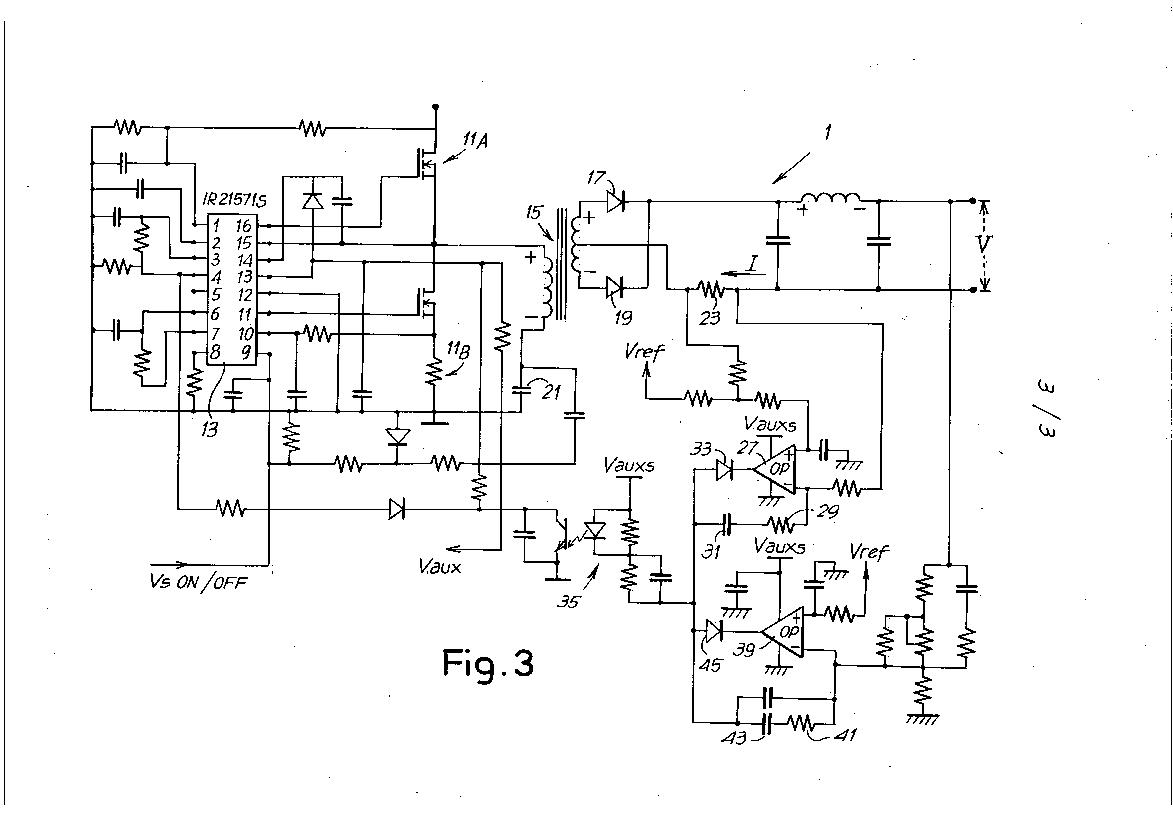 Power Circuit For A Plasma Tv Display Plasma Television