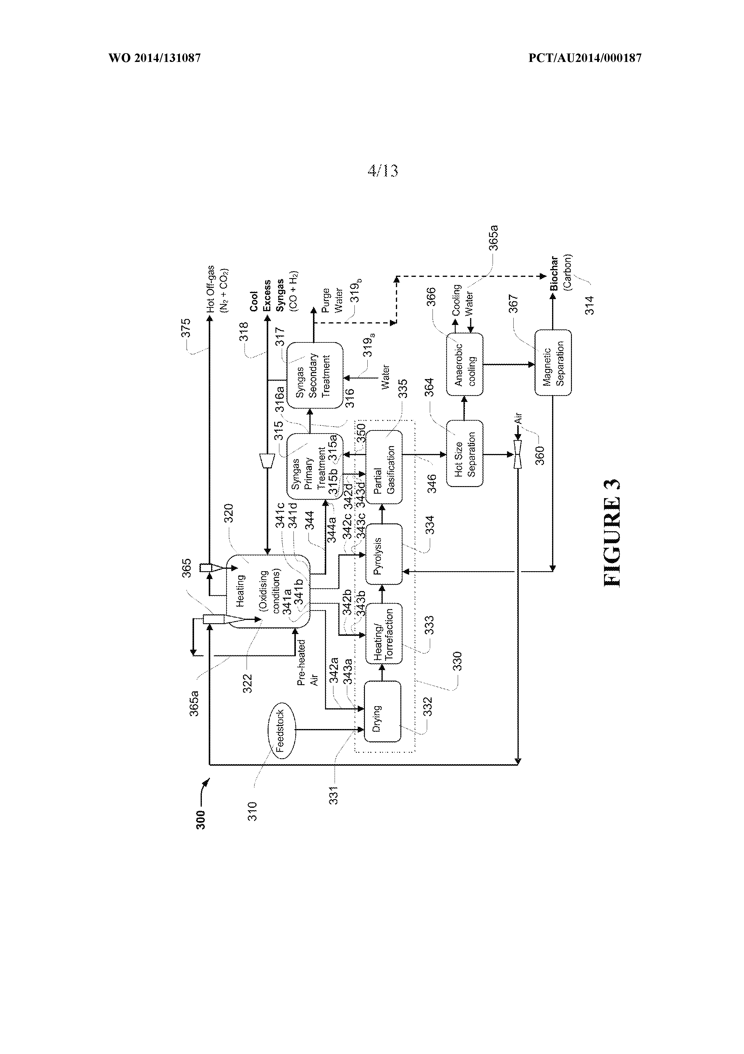 Method And Apparatus For Processing Carbonaceous Material