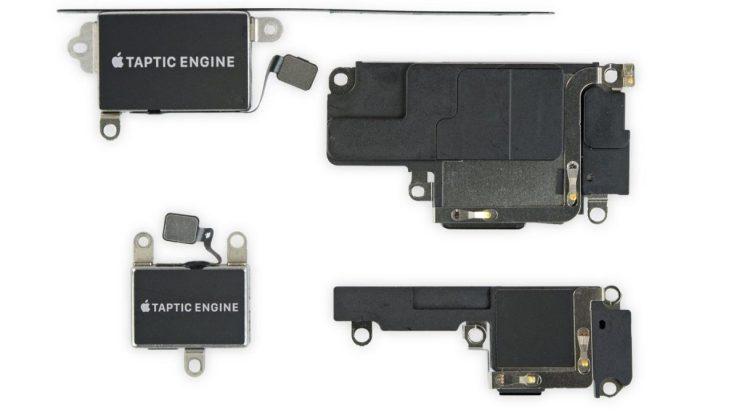 iPhone 12 Pro Max Taptic Engine vs iPhone 12 mini