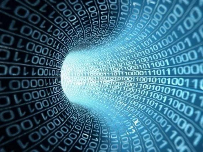 Corredor de informações de um Big Data (Foto: Reprodução/ Internet)