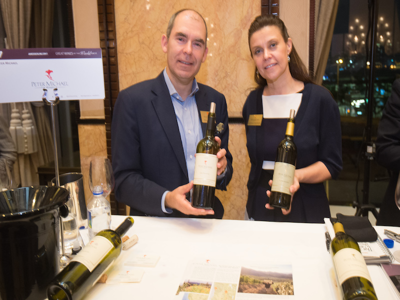 Great Wines Of The World Asia 2017 A New Benchmark For
