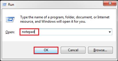 How to Run Java Program in CMD Using Notepad