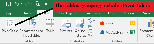 What is Pivot Table