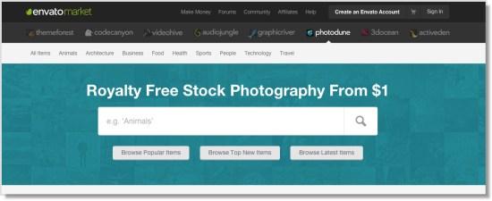 15 Sites d'images gratuites