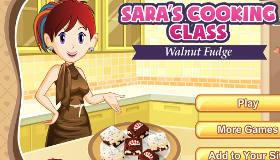 jeu sara cuisine des brownies gratuit