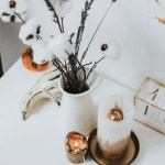Cotton Stem Diy Falll Decor Ideas Magazine Jo Judy