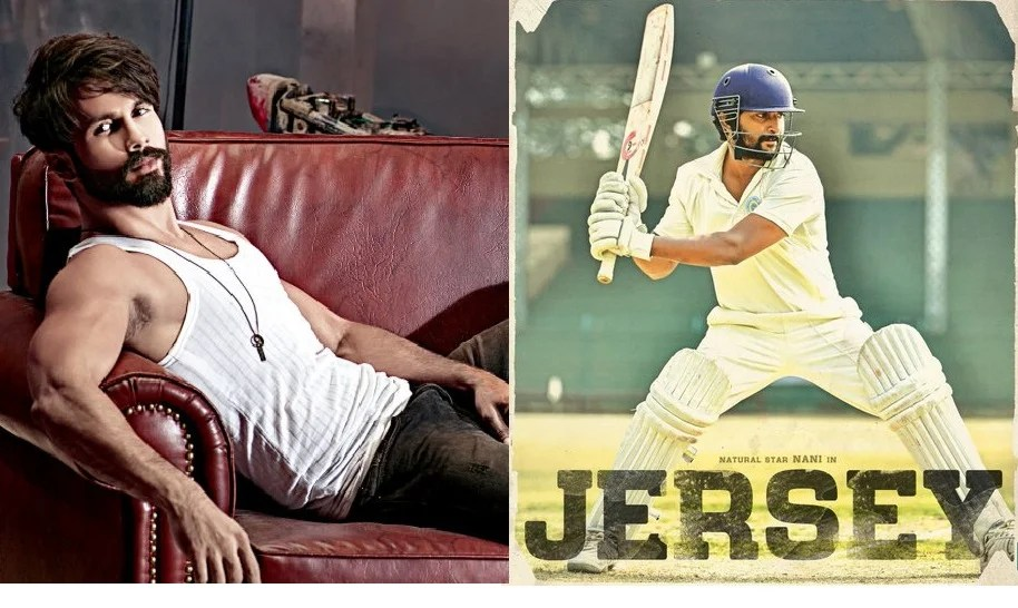 Shahid Kapoor Hindi Remake of Jersey Cast and Released Date - See Latest