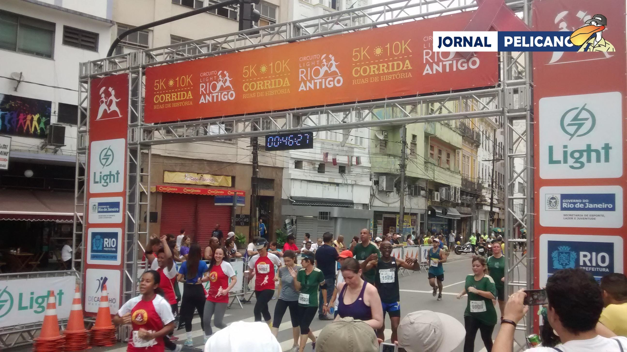 Circuito Rio Antigo : Alunos da efomm participam da corrida rio antigo jornal pelicano