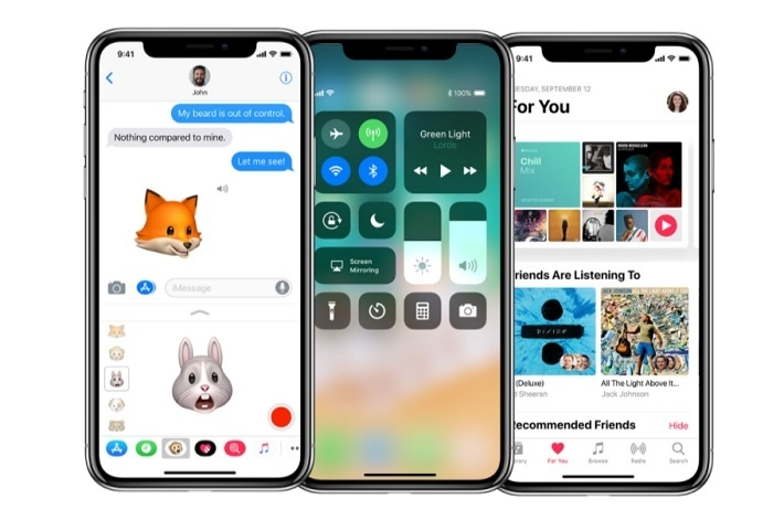 Apple IPhone X 5.8 Inch HD (3GB,64GB ROM) IOS 11, 12MP + 7MP 4G Smartphone   Space Grey price in nigeria