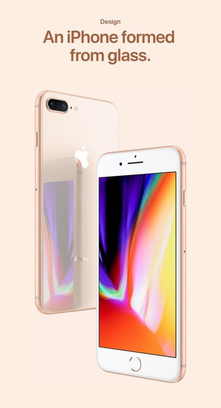 Apple IPhone 8 4.7 Inch HD (2GB,64GB ROM) IOS 11, 12MP + 7MP 4G Smartphone   Silver price in Nigeria