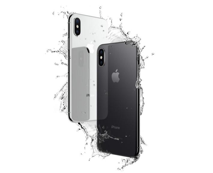 Apple IPhone X 5.8-Inch HD (3GB,64GB ROM) IOS 11, 12MP + 7MP 4G Smartphone - Space Grey (+ 1 Year Warranty)