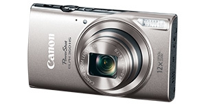 Canon PowerShot ELPH 360 HS With 12x Optical Zoom And Built In Wi Fi   Black price in Nigeria