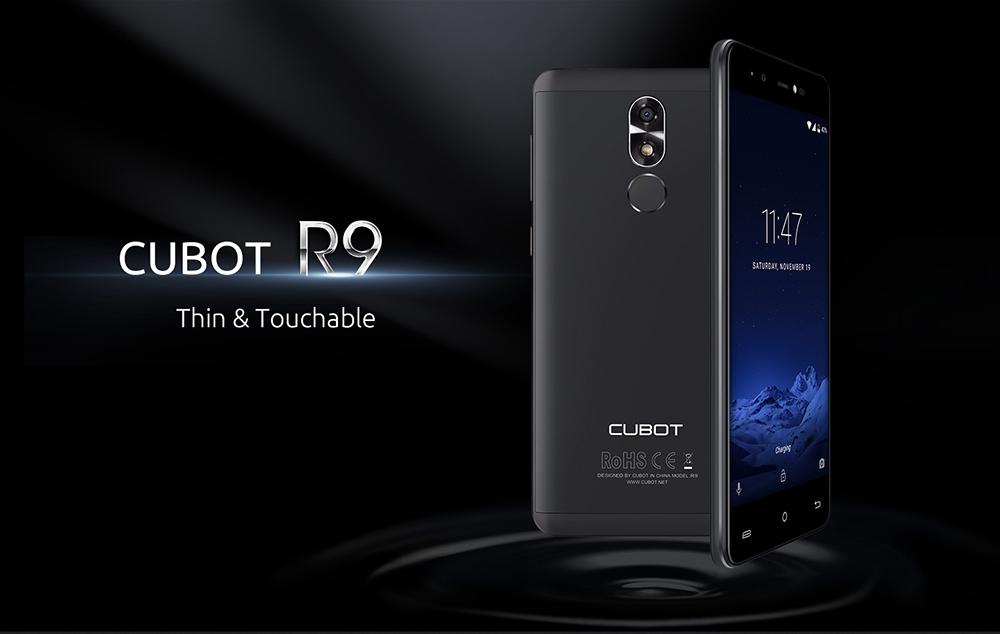58f8b3aeafd207c89355045089b67510 Cubot R9 3G Smartphone 5.0 Inch 2GB RAM 16GB ROM 13.0MP Rear Camera Fingerprint Scanner BLUE