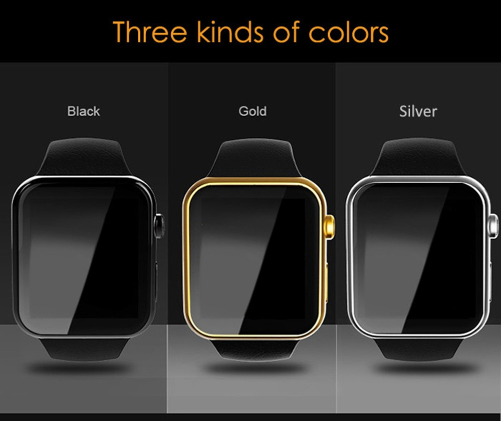 A9 Bluetooth 4.0 Smart Watch with Heart Rate Monitor Sport Tracker