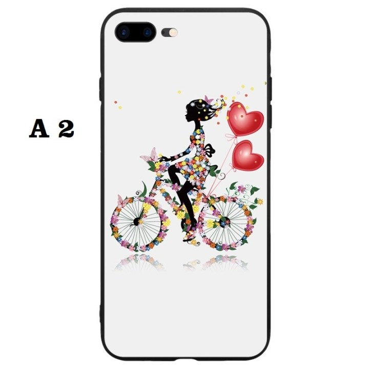 Generic Phone Case Wearing Flower Girl IPhone Case TPU + PU Leather Soft Back Cover For IPhone 5/5S/6/6S/6Plus/6sPlus/7/7Plus/8/8Plus/iPhone X price in Nigeria