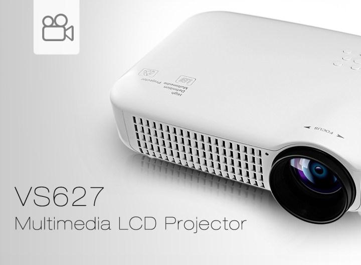 Generic LCD Projector 1280 X 800 Pixels 3000 Lumens EU PLUG BLACK price in Nigeria