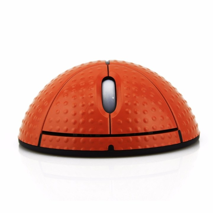 Generic Basketball Shape Wireless Mouse Cool Design Optical Mause With USB Receiver For Computer PC Laptop Desktop Mini Mice For Gift price in Nigeria