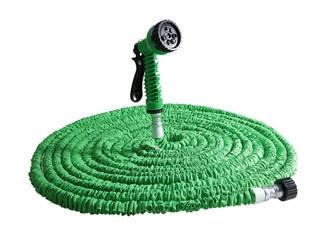 Generic Expandalble Garden Hose Water Pipe With 7 Modes Spray Gun BLUE price in Nigeria