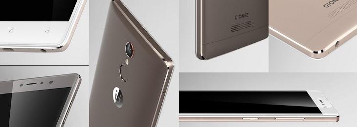 5c950107dddf8a3ae6b53575af86e7e5 Gionee S6s 5.5 Inch FHD (3GB, 32GB ROM) Android 6.0 Marshmallow, 13MP + 8MP Dual SIM 4G Smartphone   Mocha Gold