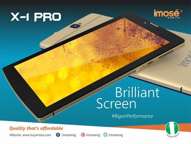 iMose X 1 Pro Quad Core 1.2GHz 7 (3G, WiFi, 1GB, 8GB HDD, 8MP Camera, Dual Sim) Android Tablet   Pink price in Nigeria