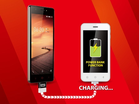 itel it1556 Plus   5.5 Dual SIM (5000MAH Battery, Free Flip Case Cover & OTG Adapter)   Dark Blue price in Nigeria