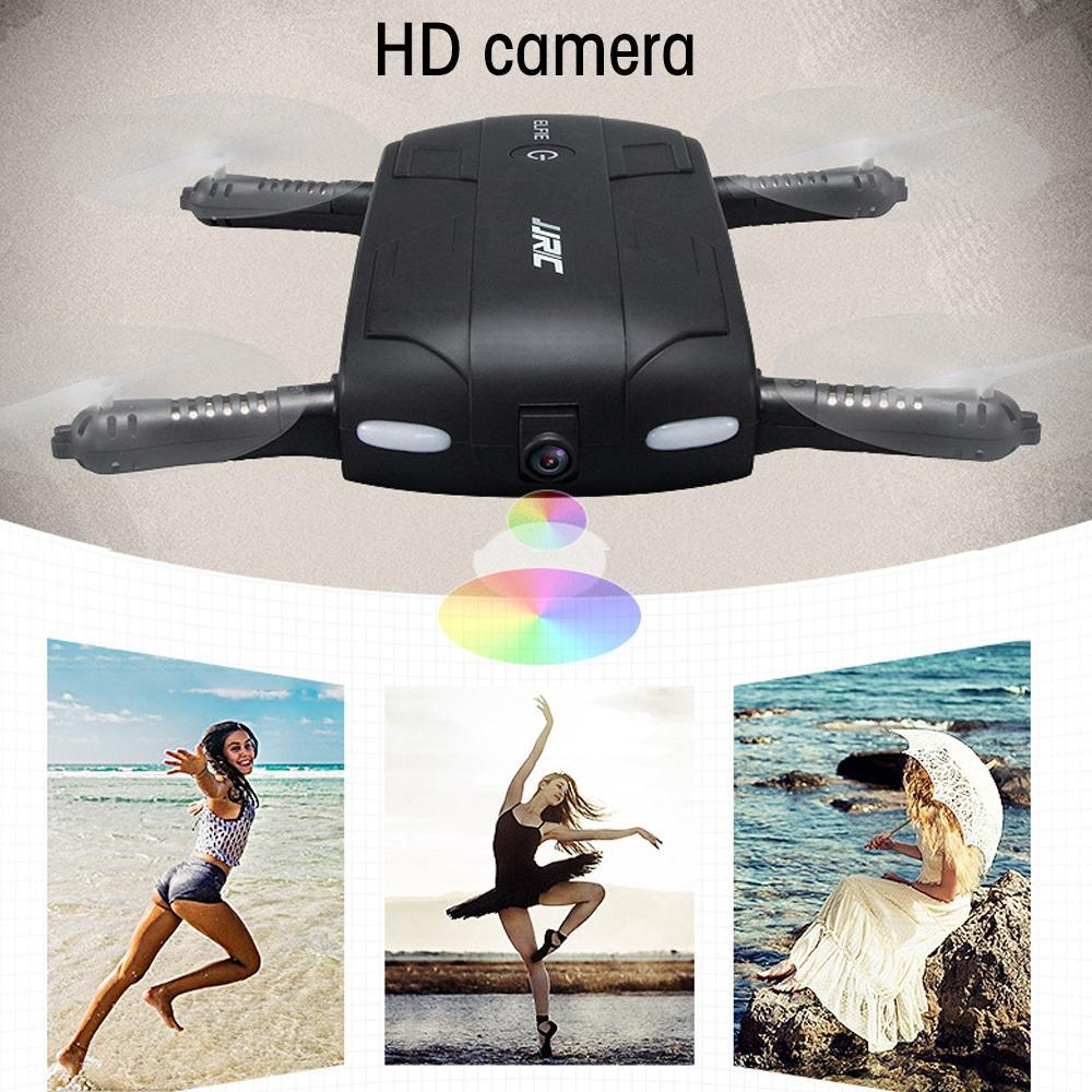 26686fedb7f393013c6adf324a722f33 Louis Will Foldable Pocket Selfie Quadcopter Drone With Camera, JJRC H37 Elfie 720P HD Wifi FPV Altitude Hold Headless Mode Phone Control RC Quadcopter