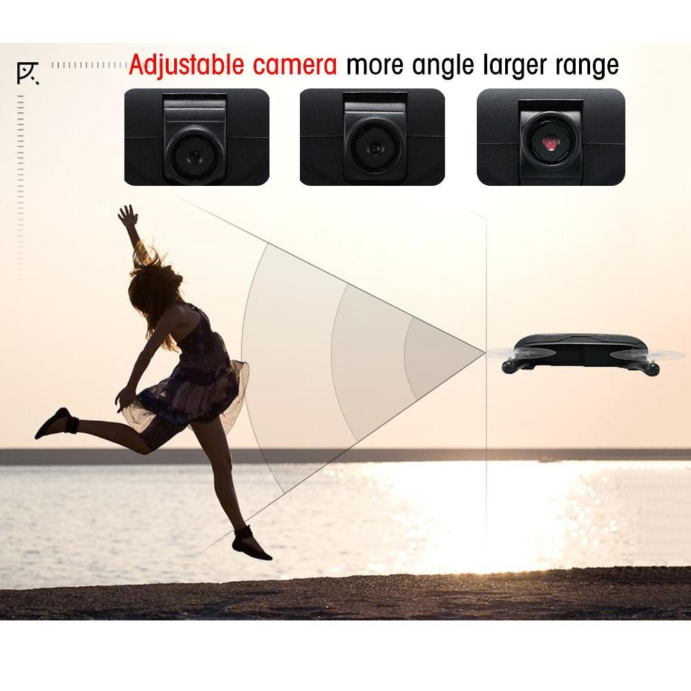 38639b43317a34fe391a53b9386c5148 Louis Will Foldable Pocket Selfie Quadcopter Drone With Camera, JJRC H37 Elfie 720P HD Wifi FPV Altitude Hold Headless Mode Phone Control RC Quadcopter