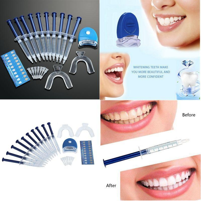 890ae7c59050d9169259db7ed1d103bd Louis Will 12pcs Tooth Whitener Dental Bleaching Dental Teeth Whitening Trays Care Whitening Gel 44% Peroxide Dental Equipment Home Kit Teeth Tools