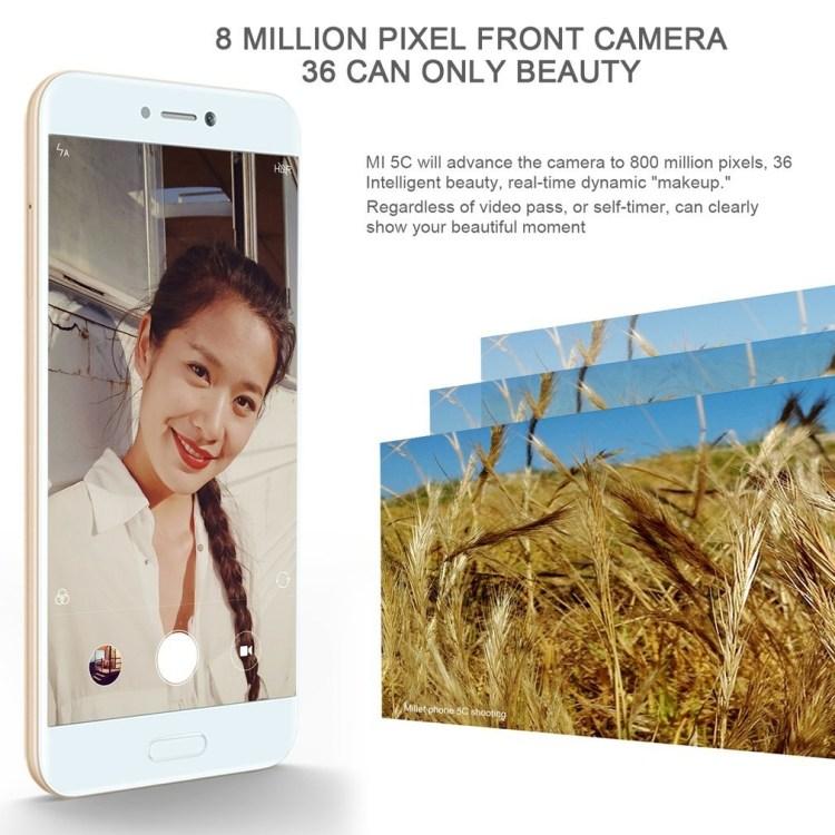 Mi Xiaomi MI5C Mi 5C 3GB RAM 64GB ROM S1 Octa Core Smartphone 5.15 Inch 1080P gold price on jumia Nigeria via specspricereview.com