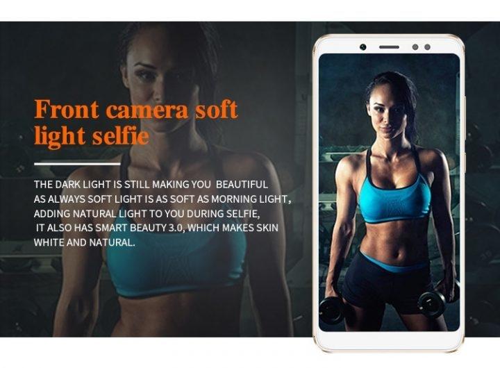 562d3ab576ef324269e15951340b956a Mi Redmi Note 5 5.99 Inch IPS (4GB, 64GB ROM) Android 8.0 Oreo, 12MP + 5MP 4G Smartphone   Gold