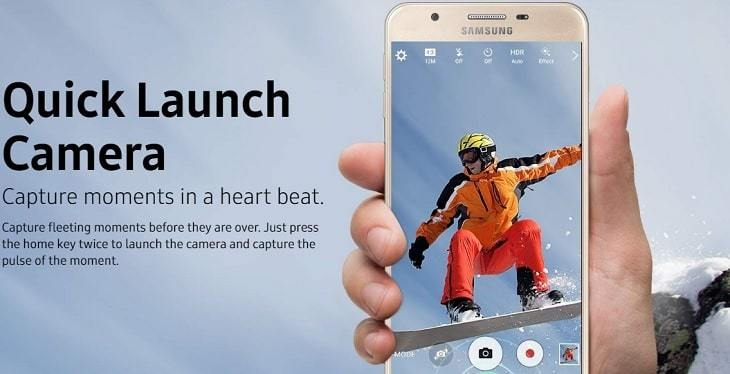 35d69e9dfb3c915802e3c2e2ab2f5621 Samsung Galaxy J7 Prime 5.5 Inch FHD (3GB, 32GB ROM) Android 6.0 Marshmallow, 13MP + 8MP 4G Smartphone   Gold (MW18) (FS)