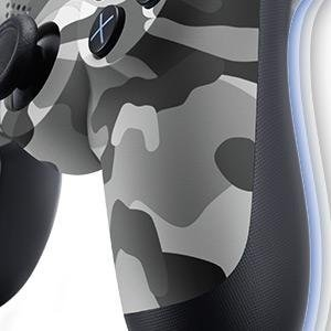 ef98c41aa867f027d9d65987e536505e Sony PS4 Controller Pad   Dualshock 4 Wireless Controller   Army