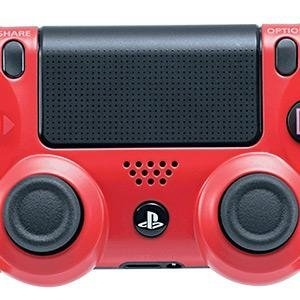 5965345b4231f74be13bd5e67abdce5f Sony PS4 Pad DualShock 4 Wireless Controller   Red