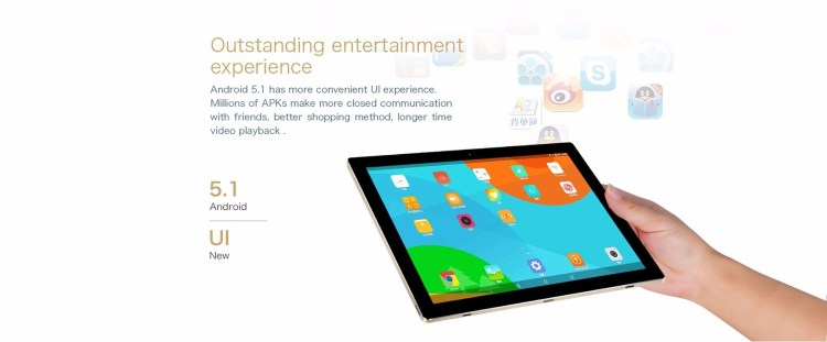 TECLAST Tbook 10 S   10.1 Tablet Windows 10+Android 5.1 4GB/64GB HDMI G sensor   Champagne Gold price on jumia Nigeria via specspricereview.com